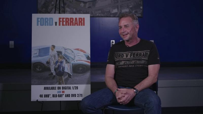 Ford v Ferrari Rob Nagle Interview 2