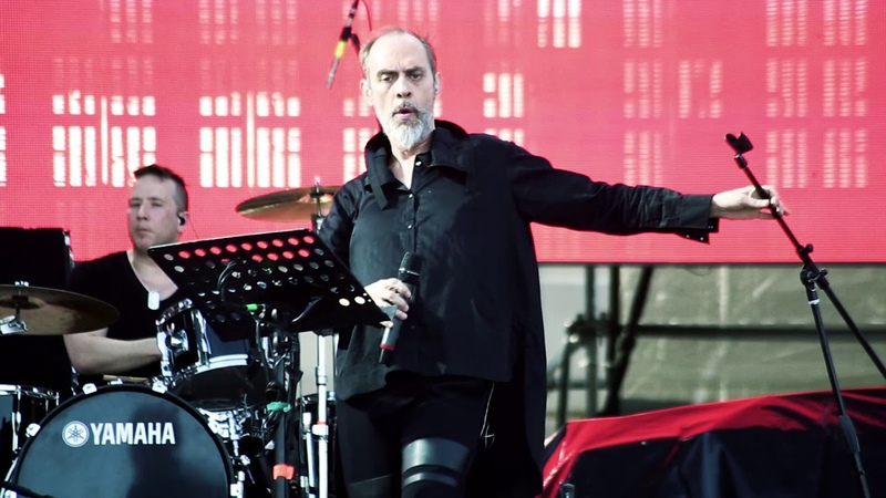 Peter Murphy and David J Bela Lugosi s Dead Roxy Fest Guadalajara 21 04 2018