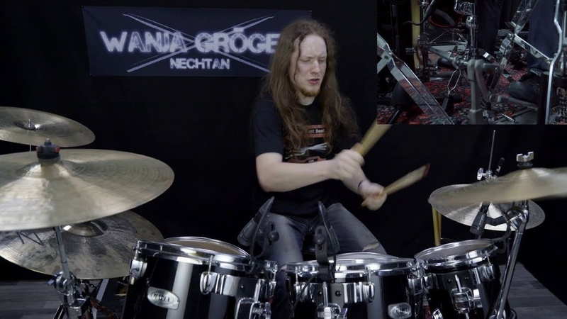 Keep Of Kalessin Universal Core Drum Cover by Wanja Nechtan Gröger