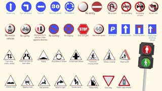Road Signs (in the United Kingdom)