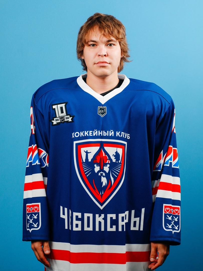 Сергей Иванов ХК Чебоксары