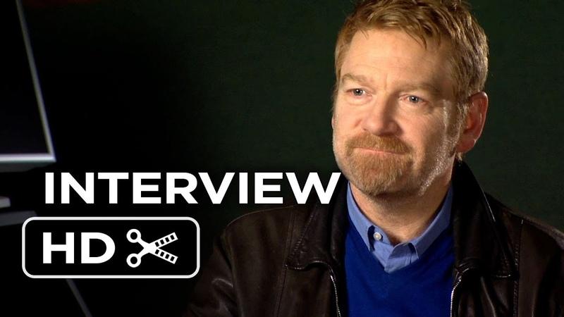 Jack Ryan Shadow Recruit Interview Kenneth Branagh 2014 Kevin Costner Movie HD