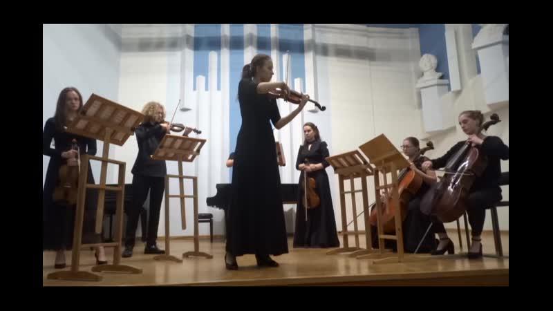 A.Vivaldi L Autunno
