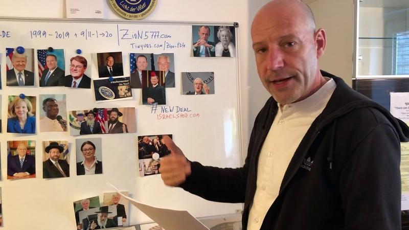 Wunderbar Together Qlobal Change Q anon Janich Mossad Trump Putin und der BRD Deep State