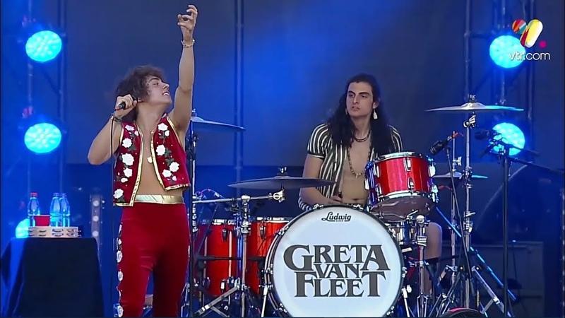 Greta Van Fleet Watch Me Labi Siffre Cover Live FULL HD