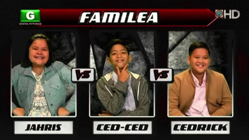 Jahris vs Ced-ced vs Cedrick - Kung Ayaw Mo Na Sa Akin | The Voice Kids Philippines 2019 Battle Rounds