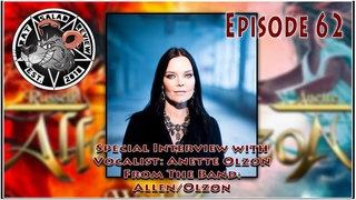 Rat Salad Review Episode 062-  Interview with Anette Olzon