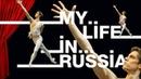 My life in Russia Xander Parish, principal ballet dancer of the Mariinsky Theater, St. Petersburg