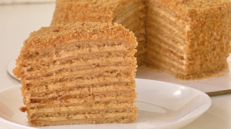 Оооочень КРУТОЙ ореховый торт cake with nuts Успешный кондитер