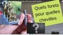 🏡 Comment savoir quel foret de perçage utiliser pour quelle cheville