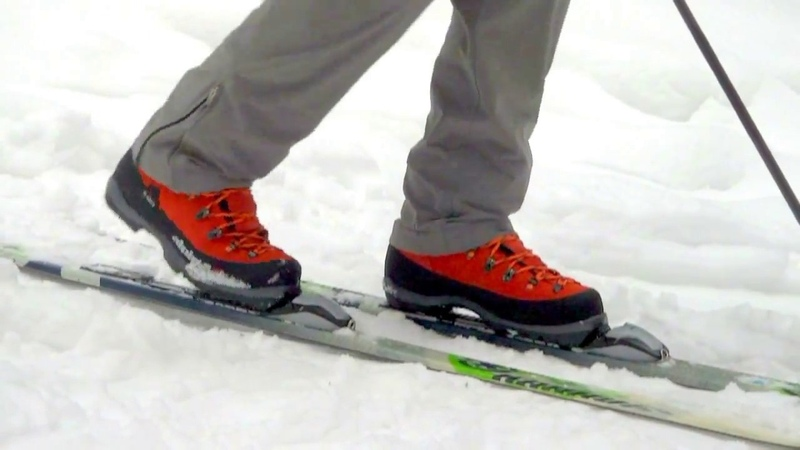 Alpina Alaska NNN BC boot XCD B C BC Telemark Skiing