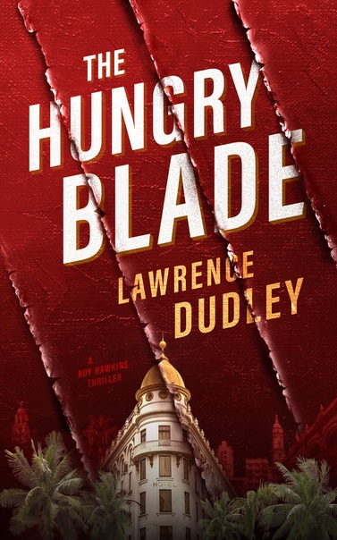 Book cover The Hungry Blade