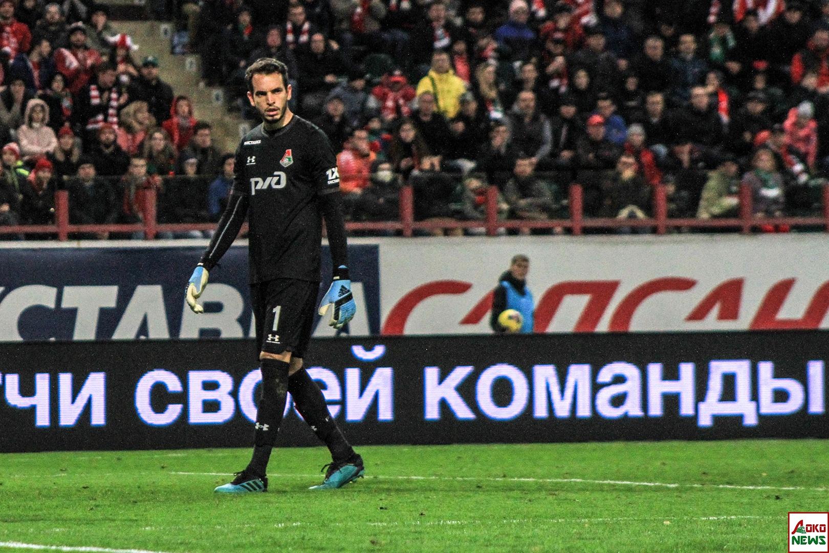 Локомотив - Спартак 2019/20. Фото: Дмитрий Бурдонов / Loko.News