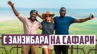 ДИКАЯ АФРИКА - НЕ ЗАНЗИБАР. ЛУЧШИЙ В МИРЕ ПАРК СЕРЕНГЕТИ.