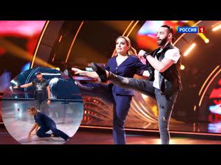 Мария Порошина оступилась, но, несмотря ни на что, собралась и блестяще исполнила свой танец!