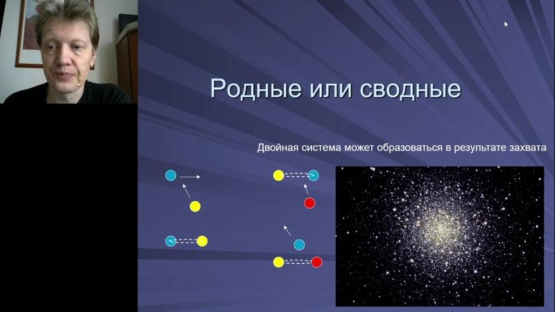ВШЭ 2020 осенний семестр Майнор астрофизика Лекция 7 часть 3