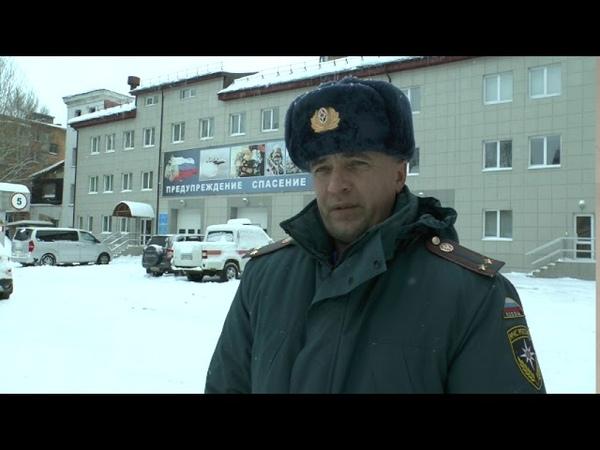 Сергей Лузин: напоминаю жителям края о соблюдении требований безопасности