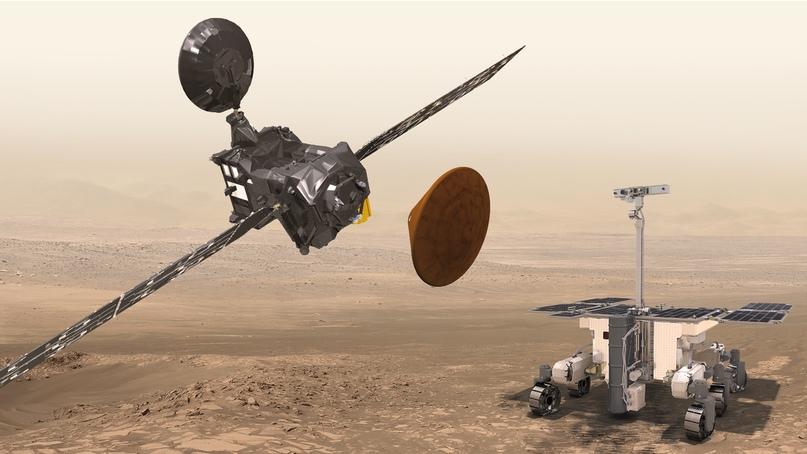 Марс — с небес на землю., изображение №21