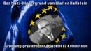 Der Nazi-Hintergrund von Walter Hallstein - Gründungspräsident der Brüsseler EU Kommission