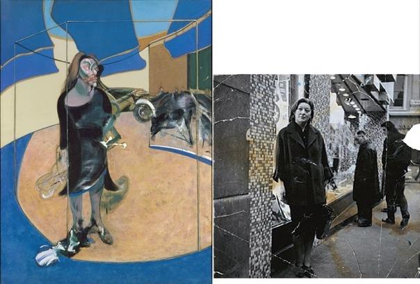 Фрэнсис Бэкон и фотография (Francis Bacon; 1909 1992 ) английский художник-экспрессионист. Бэкон никогда не писал с натуры, а использовал в качестве основы фотографии. Он говорил: «С момента