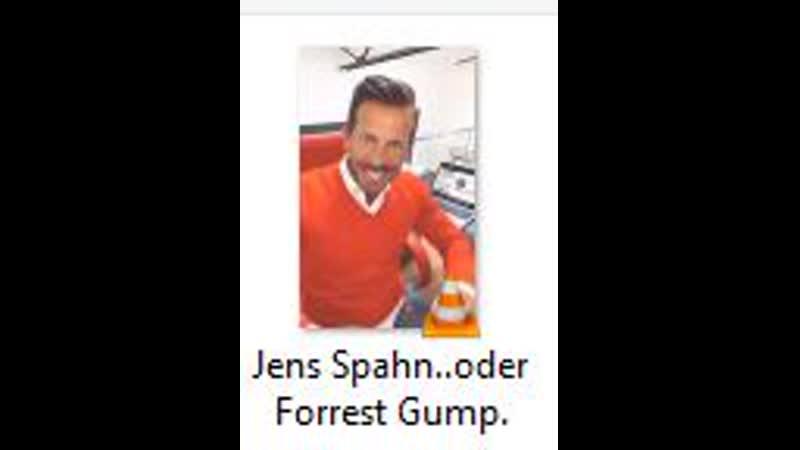 Jens Forrest Gump