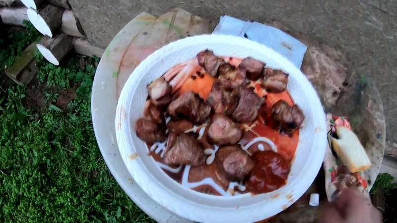 ШАШЛЫК из свинины и баранины по кайфу