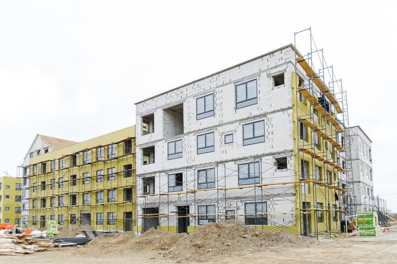 Отчет о ходе строительства квартал «Среда» май 2020, изображение №4