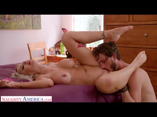 Nina elle - nicole mckenna (nina elle) fucks her sons big cocked friend [american, big fake tits, big tits, blonde, blow job]