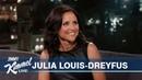 Julia Louis-Dreyfus on Democratic Debates, Tom Hanks End of VEEP