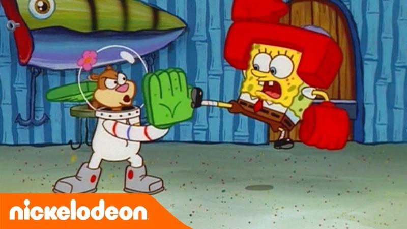 Губка Боб Квадратные Штаны 1 сезон 14 серия Nickelodeon Россия