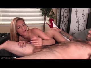 Hope harper [ masturbation &  sleeping &  in stockings,чулки &  homemade / cumshot on chest , jerking off a guy , a uniform]