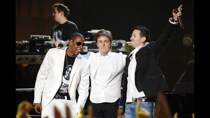 Linkin Park Jay-Z Paul McCartney - Numb/Encore Yesterday Live At 48th Grammy Awards 2006
