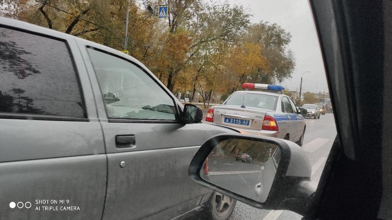 Самарские водители