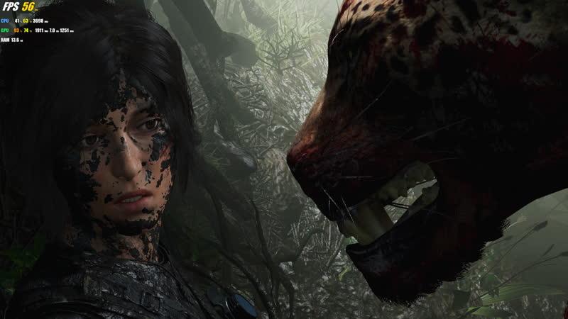 Shadow of the Tomb Raider - Неудержимая Лара Крофт 3