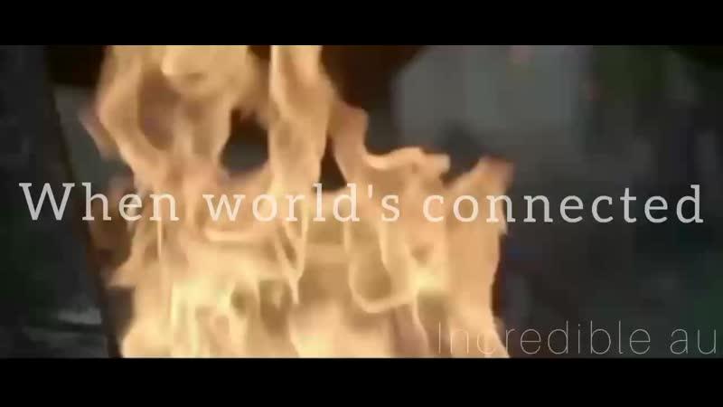 When world's connected| Ривердейл | Волчонок