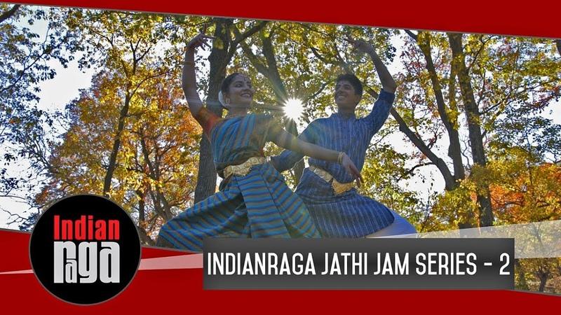 IndianRaga Jathi Jam Series - 2 ft Swathi Jaisankar and Vivek Ramanan