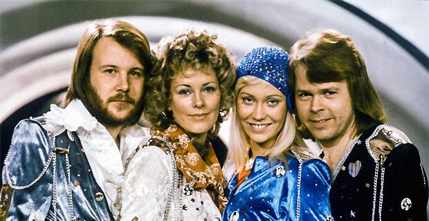 ABBA выпустит новые песни впервые за почти 30 лет - Новости радио OnAir.ru