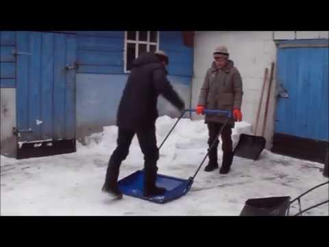 Снег и причуды ЖКХ и дорожных служб.