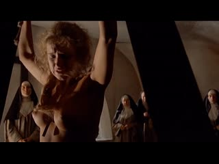 порка и бондаж + эротика из фильма: Storia di una monaca diclausura(История уединенной монахини) - 1973 год, Элеонора Джорджи