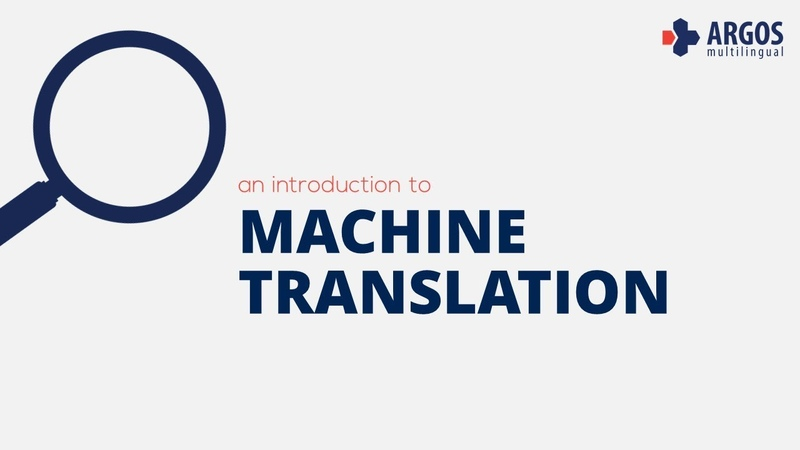 An Introduction to Machine Translation