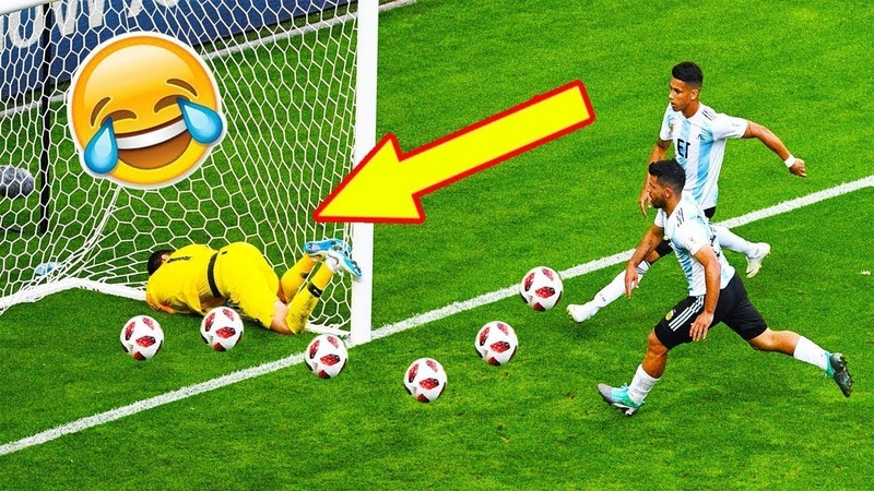 Lối đá hài hước kèm thêm kỹ năng tuyệt phẩm đi vào lòng người tình huống trớ trêu trong bóng đá