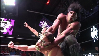 FREE MATCH (Never Seen Before): The Velveteen Dream vs. Darby Allin (EVOLVE 113)