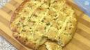Чесночно сырный хлеб на закваске рецепт теста на дрожжах