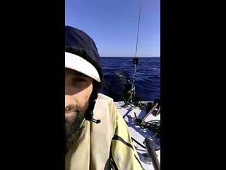 поход по Ладоге на парусной яхте. @zalivspb