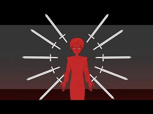 Good Omens | Plastika - падение | Animatic