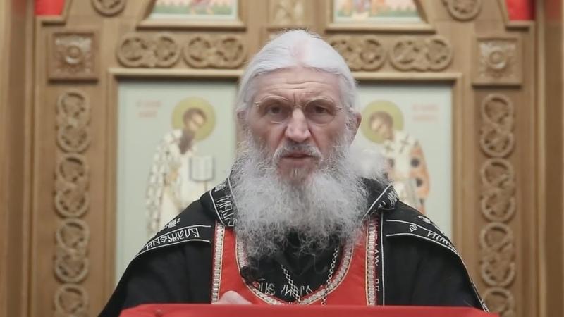 В борьбе с чипированием монах лишился креста