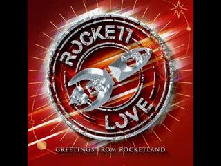 ROCKETT LOVE - Back on my feet (Official Lyric Video)