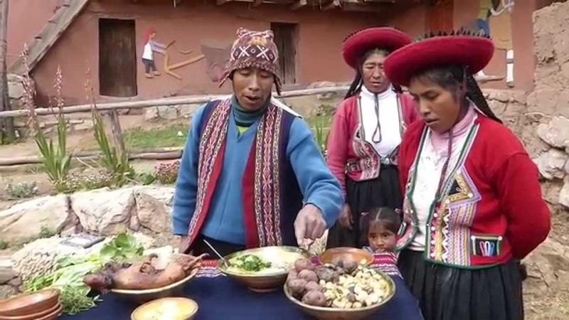 Porvenir Peru Pueblos Indígenas de los Andes del Perú