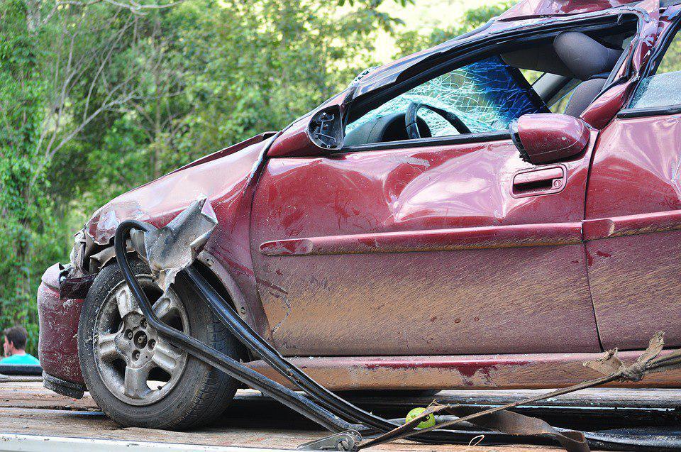 Таксист врезался в иномарку в Выхине-Жулебине