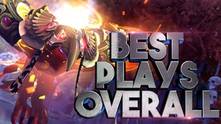 BEST Plays & MOST EPIC Moments of OMEGA League - Dota 2
